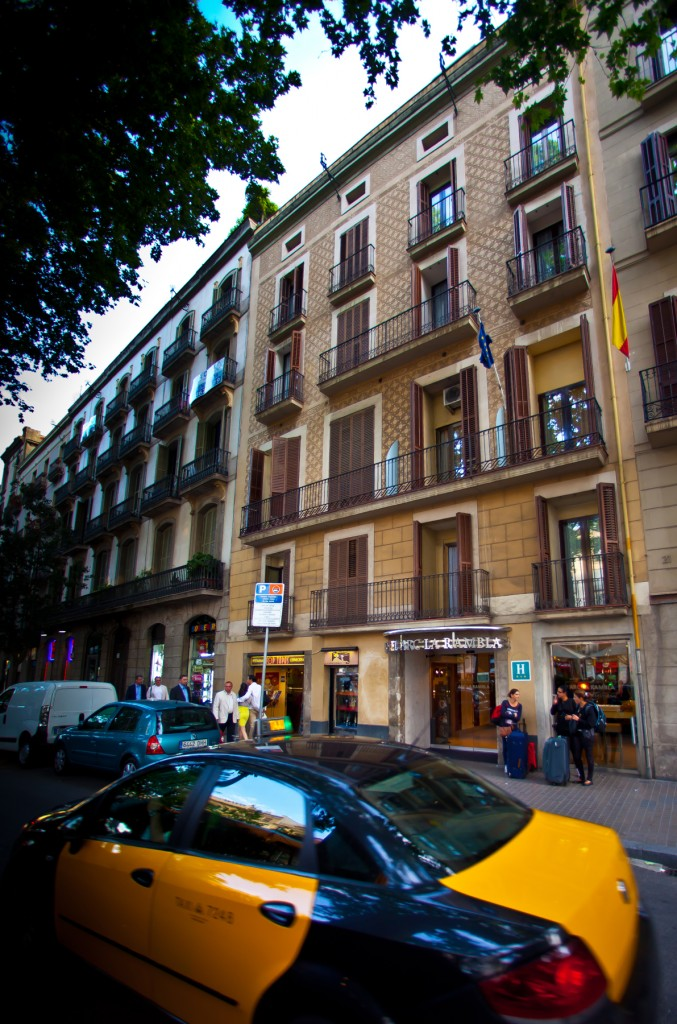 Hotel Arc La Rambla Hotels In Barcelona Centre 161 Book Now